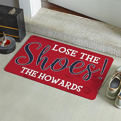 Lose The Shoes! Doormat