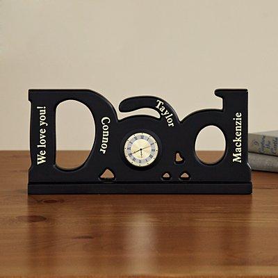 Dad Clock