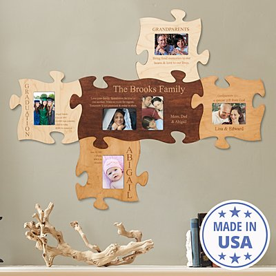 Additional Puzzle Piece Collection