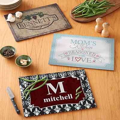 Kitchen Glass Cutting Board