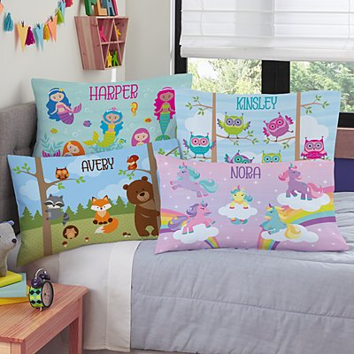Girls' Sleepy-Time Pillowcase