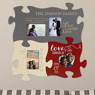 Love Is Perfect Puzzle Set