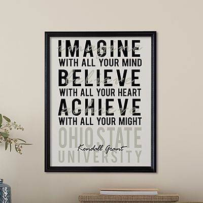 Graduation Dreams Canvas