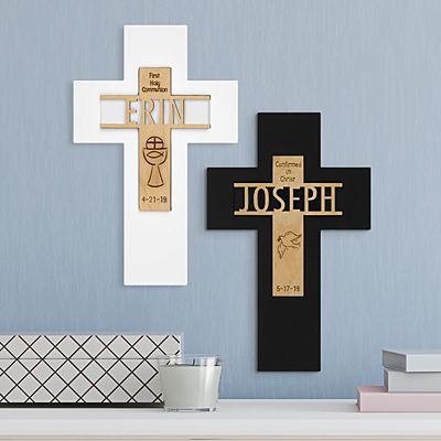 Sacrament Wooden Cross