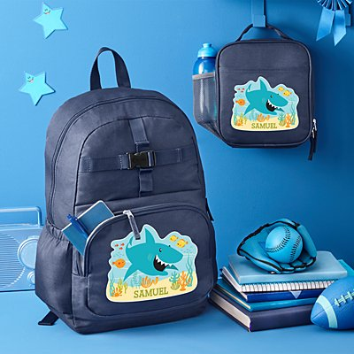 Fun Graphic Navy Backpack Collection