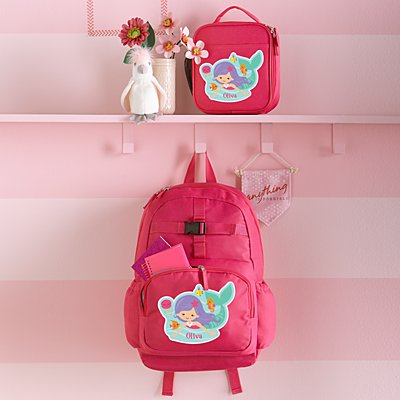 Fun Graphic Pink Backpack Collection