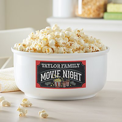 It's Movie Night! Bowl