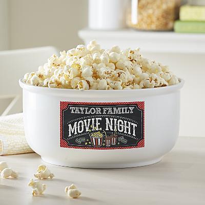 It's Movie Night! Bowl