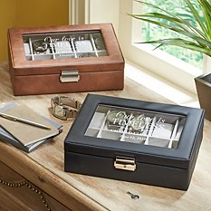 Love is Timeless Watch Box