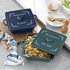 3qt Square Casserole Dish