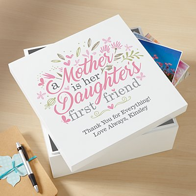 First Memories Keepsake Box