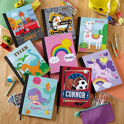 Fun Graphic Notebooks