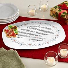 The Giving Platter