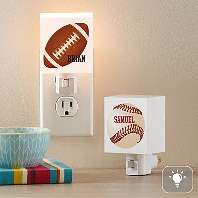 Sports Icons Nightlight