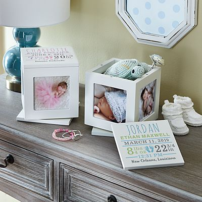 The Day We Met You Rotating Keepsake Box