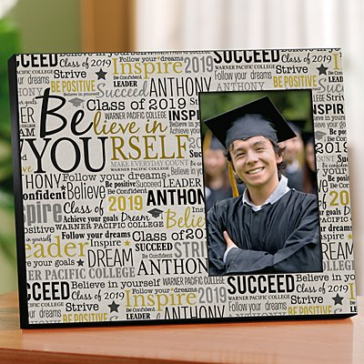 Believe in Yourself Frame