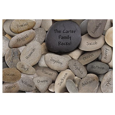 Family Rocks Doormat - 24x36