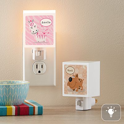 Bubble Buddies Nightlight