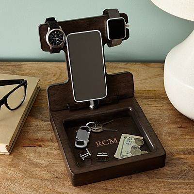 Smart Watch Wood Stand