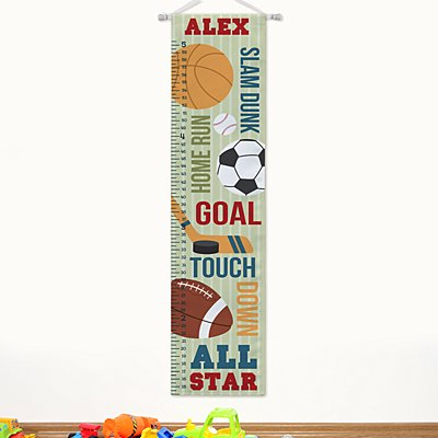 All-Star Taller & Taller Growth Charts