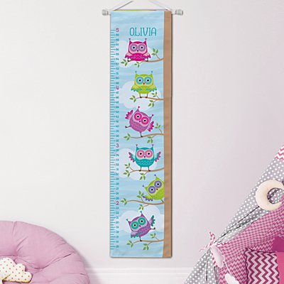 Owls Taller & Taller Growth Chart