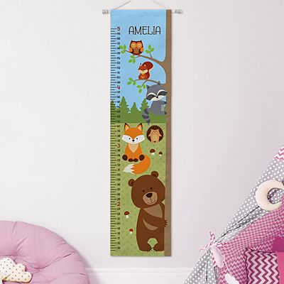 Woodland Taller & Taller Growth Chart