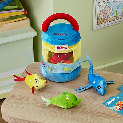 One Fish Two Fish Playset Carrier