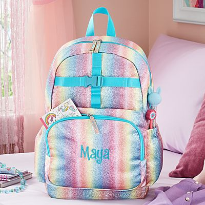 Rainbow Sparkle Backpack
