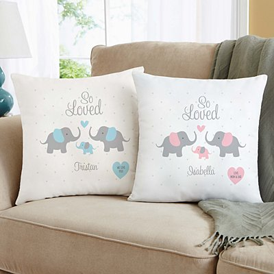 So Loved Sofa Cushion