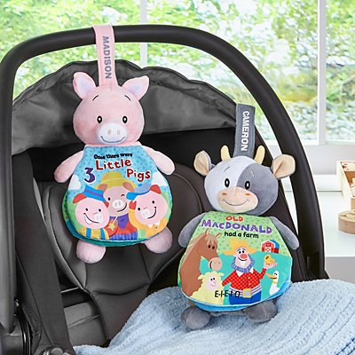 Storybook Pals Plush Books