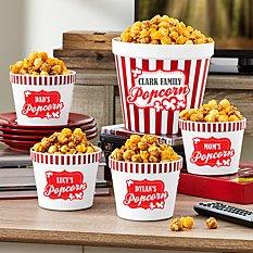 Snack Attack Popcorn Bucket