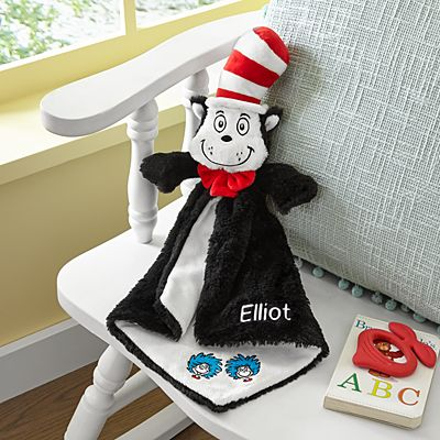 The Cat In The Hat Security Blanket