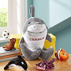 Sharkie Plush Playset