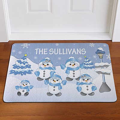 The Original Snow Buddies® Doormat