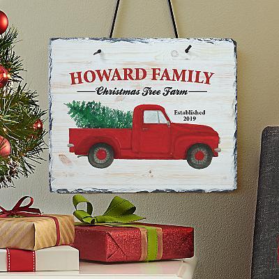 Christmas Tree Farm  Slate
