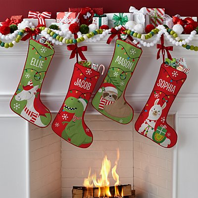 Fa La La Friends Stocking