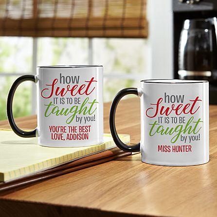 How Sweet It Is Mug Personal Creations