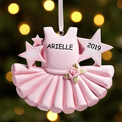 Little Ballerina Bauble