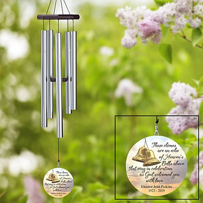 Heaven's Bells Memorial Wind Chime