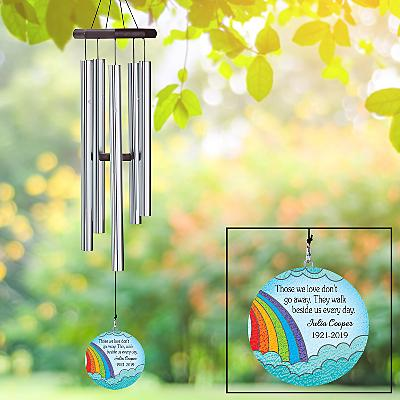 Colours of Comfort Sympathy Wind Chime
