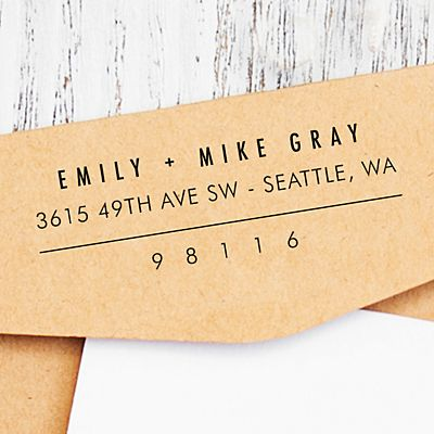 Read Between the Lines Self-Inking Stamp