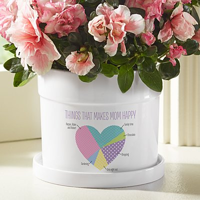 Things We Love About Her Flower Pot