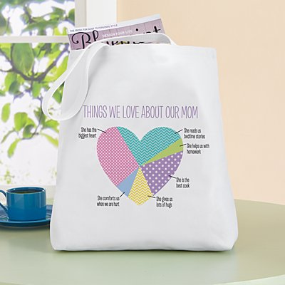 Things We Love About Her Tote Bag