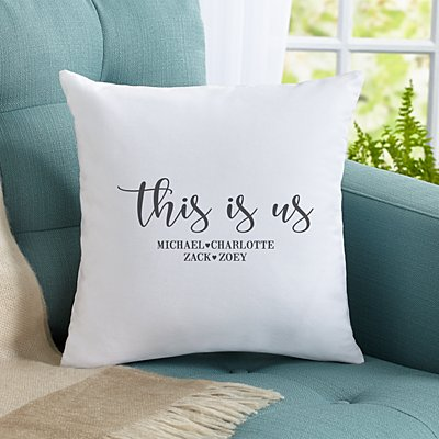This Is Us Sofa Cushion