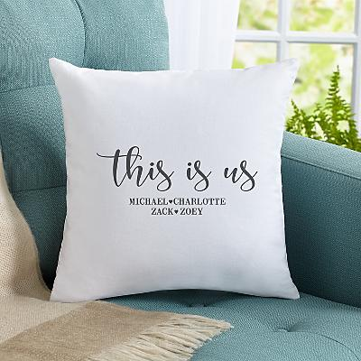 This Is Us Cushion