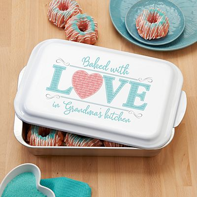 Baked with Love Baking Pan