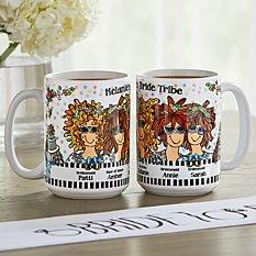 Bride Tribe Mug by Suzy Toronto