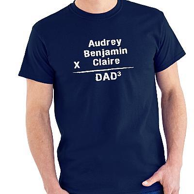 Family Math T-Shirt