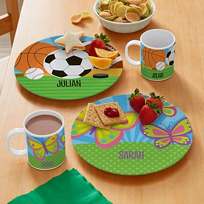 Fun Graphic Personalized Tableware