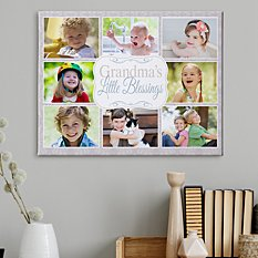 Kids are the Best Photo Canvas